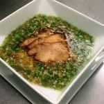 華福寿 - 上湯麺(シャンタンメン)