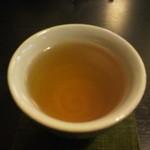 手打ちそば 蕎庵 かゆう  - 蕎麦茶