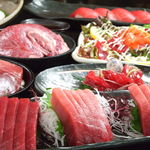 喜DoI楽 - 宴会コースの一例!