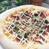 アパッチ - コンビーフのピザ