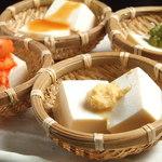 喜DoI楽 - 実は…、お豆腐&湯葉料理、人気です♪