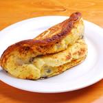 東輝 - 4種類のチーズを使ったオムレツ 1,480円