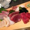 後楽寿司 - 料理写真:刺身盛合せ(二人前)