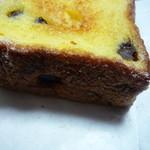 パンの喜屋 - フレンチトースト側面から