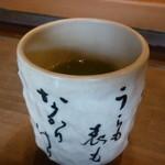 松寿司 - ☆温かいお茶をゴクリ(^u^)☆