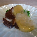 松寿司 - ☆蛸&のれそれ&菜の花☆
