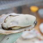 ケンちゃんかき - [2014.03]牡蠣は身がぷりぷりでかいです!!