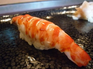 松寿司 - ☆車海老は茹で立てホカホカ(●^o^●)☆