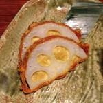 24669905 - 美味しい!手作り芥子レンコン