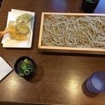生粉蕎麦 玄 - 板そばと天ぷら