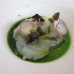 レストラン・モリエール - 蛸のカルパッチョ
