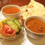 タータンナディ - tartan nady lunch, ごちそうさま!