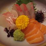 いづ膳 - ランチの刺身