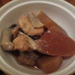 いづ膳 - ランチのアラ炊き