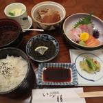 いづ膳 - ランチ