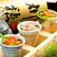 烏丸 京と BAL - 酒の肴3品盛り