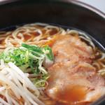 八剣伝 - 純和赤鶏サムライ中華そば