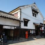 鞆の浦 a cafe - お店は「いろは丸展示館」の南隣り