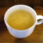 チキンプレイス - 「チキンカレー(大)」スープ