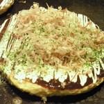 Yukari - お好み焼ランチの豚玉