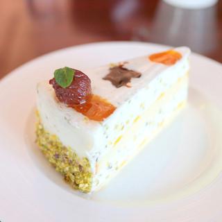 ストレス - アカシヤハニーとドライフルーツのケーキ (単品750円) '14 2月上旬