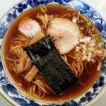 竜王バイパス食堂 - 料理写真:ラーメン400円