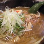 麺屋 はなぶさ - 料理写真:1-1)中華そば(650円)