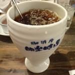明楽時運『蔵や』 - アイスコーヒー