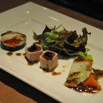 meindaininguitozakura - 前菜