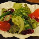 メインダイニング いと桜 - サラダ