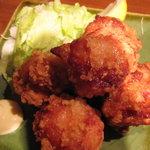 焼鳥ハウス のんちゃん - 鶏のから揚げ