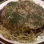 広島西条 - ・肉玉 680円 ・ソバダブル 100円