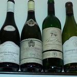 キュイズィーヌ・A・エガミ - 料理写真:お料理に彩りを添えるワイン。赤・白・スパークリング、豊富に取り揃えております