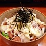 富山ブラックラーメン だらんま - マヨチャーシュー丼