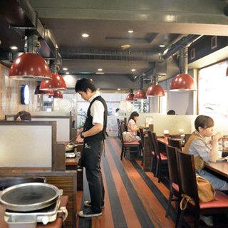 韓国家庭料理をごゆっくりとお楽しみいただけます。