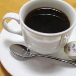 明るい農村 - ホットコーヒー400円