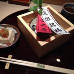 日本料理 百屋 - 2014.2