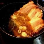 つけ麺 柾木 - チャーシュー最高です♪