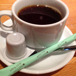 旬彩亭 秀 - ランチサービスコーヒー!