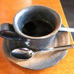 向日葵 - 食後のコーヒー