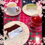ホーム・スイート・ホーム野神店 - 私はココアのシフォンケーキ♡