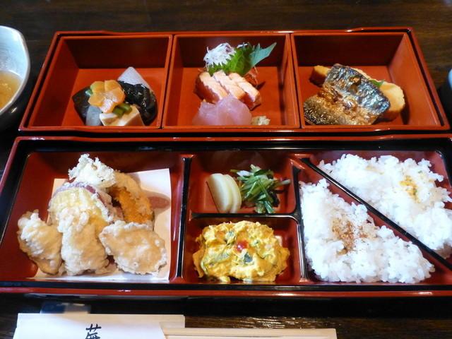 ナヴェ(蕪) - お昼のお弁当@1,200