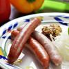 namapasutanoomiserega-ro - 料理写真:3種ソーセージ