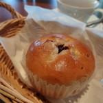 ブーランコ - ブルーベリーのパン