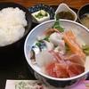 海鮮居酒屋大川 - 料理写真:大川 @葛西 刺身定食 800円