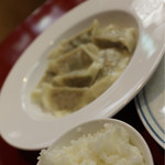 担々亭 - 水餃子と小ライス