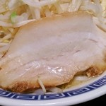 山岸一雄製麺所 - チャーシュー(角ふじ麺)