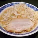 山岸一雄製麺所 - 角ふじ麺