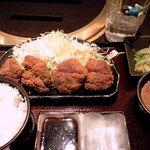24705891 - ランチ「牛ロースカツ膳」