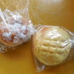 手作りパン 藤辺製菓 - 料理写真:メロンパン アゲパン